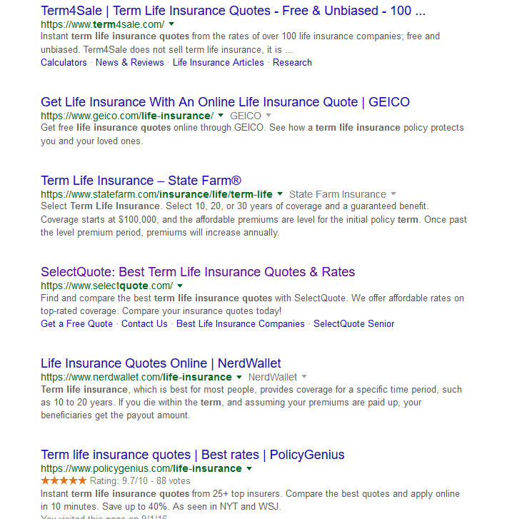 Get Life Insurance Quotes Captivating How To Get Life Insurance Quotes With No Phone Calls From Agents
