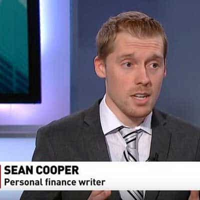 personal finance blogger - sean cooper