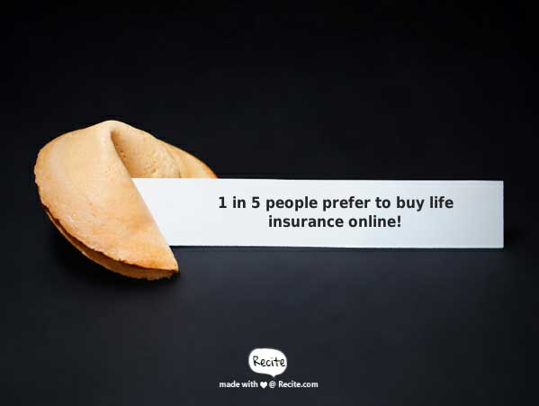 buying life insurance online