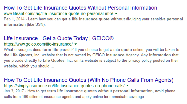 Term Life Insurance Online Quotes Brilliant 21 Most Effective Ways To Get Cheap Life Insurance In 2018