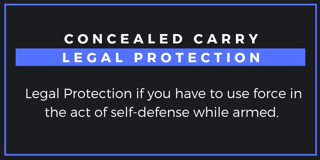 concealed carry insurance