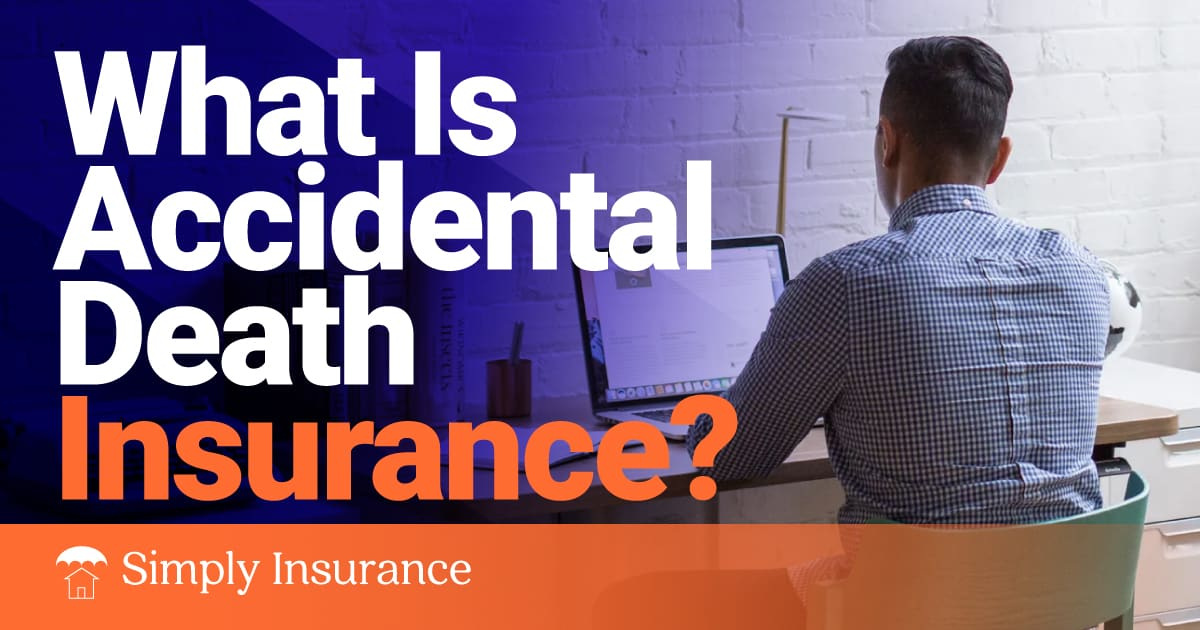 what is accidental death insurance