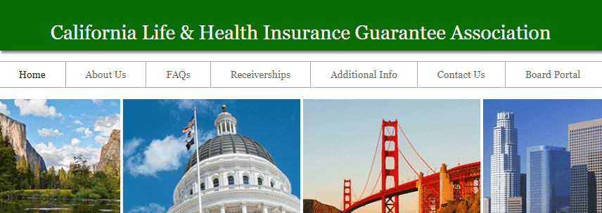 california guarantee association