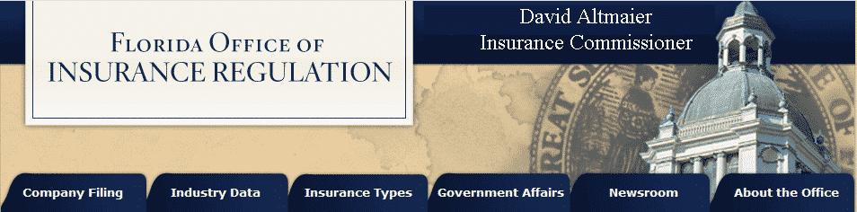 florida department of insurance