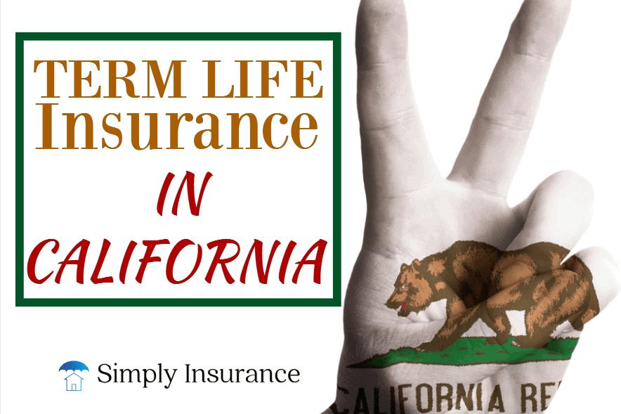 life insurance california