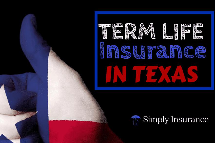 life insurance texas