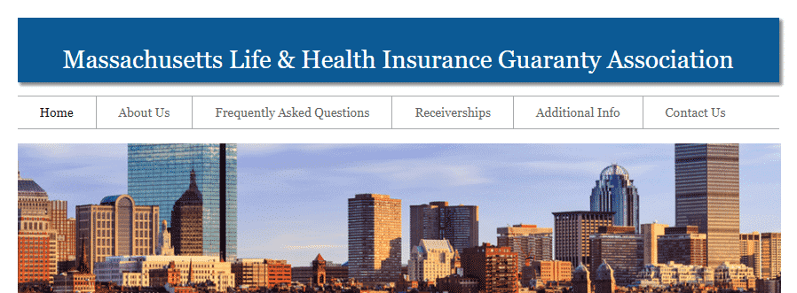 massachusetts guaranty association