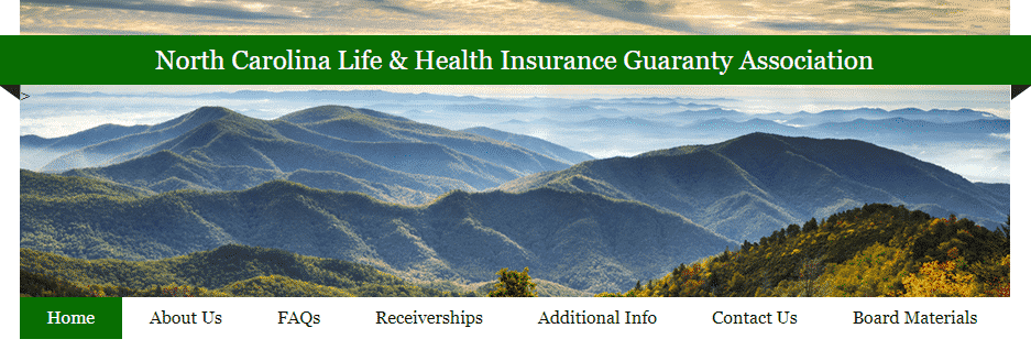 north carolina guaranty association