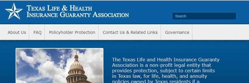 texas guaranty association