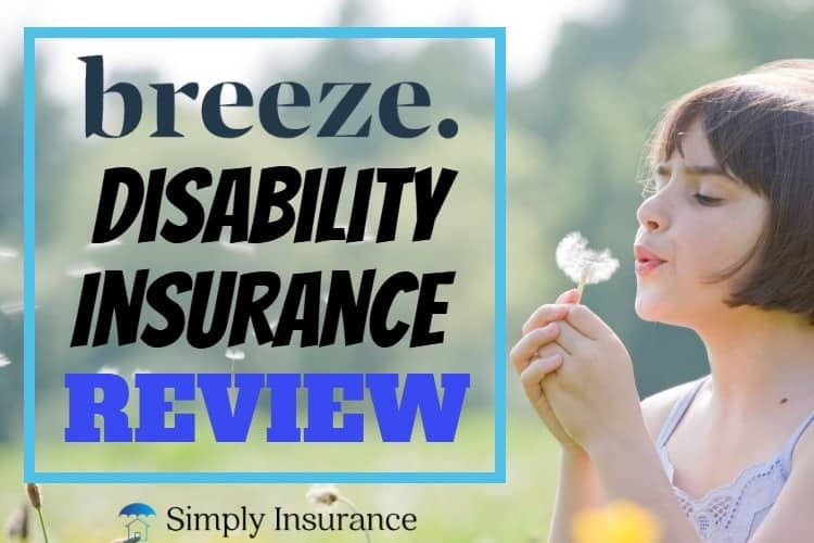breeze disability insurance review