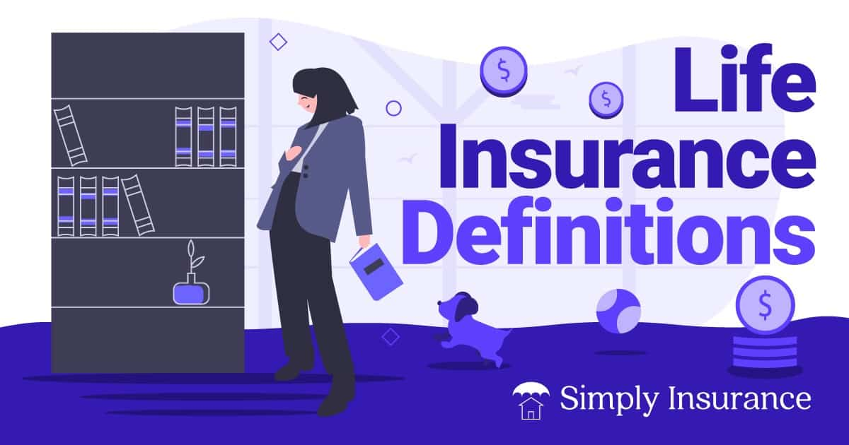 definitions for life insurance