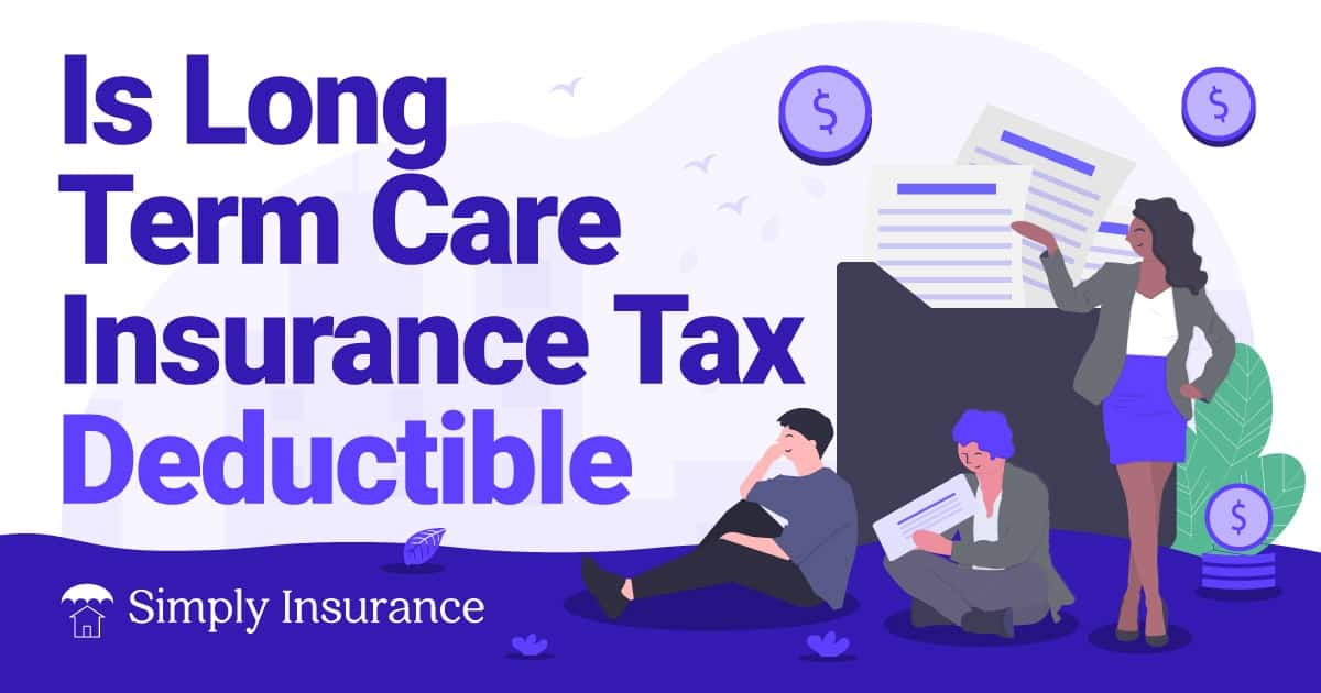 long term care insurance taxes