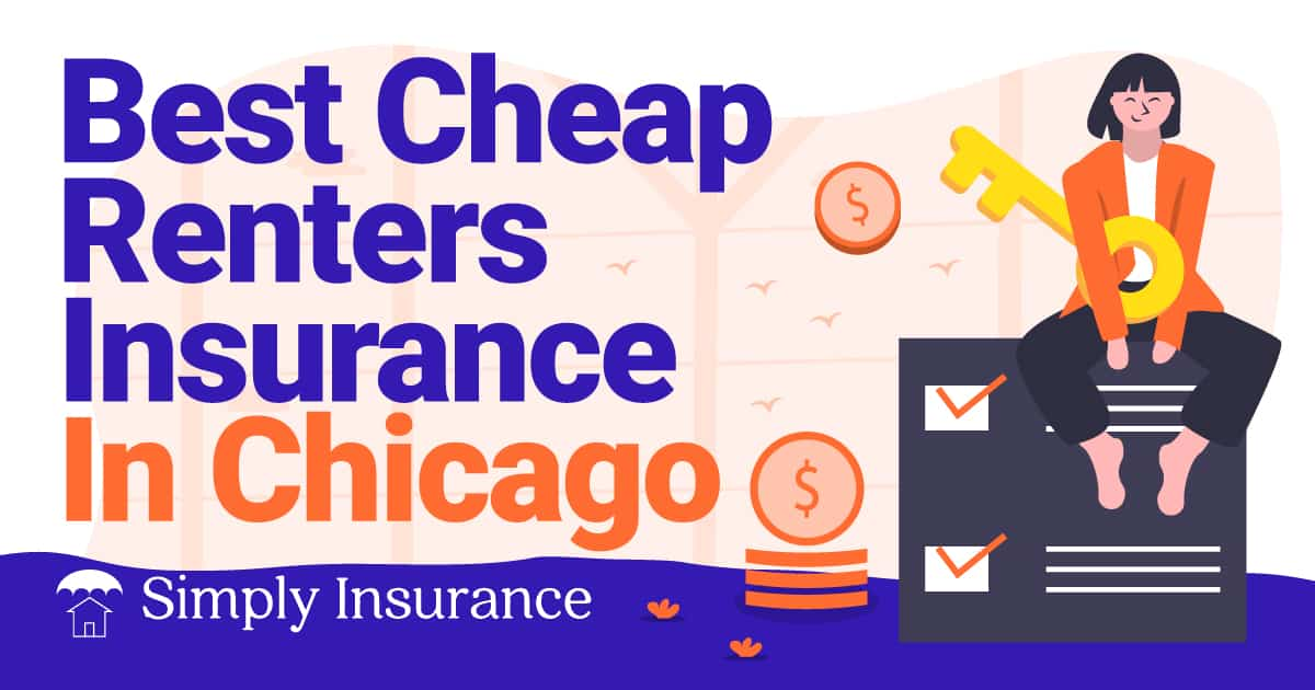 best cheap renters insurance in chicago