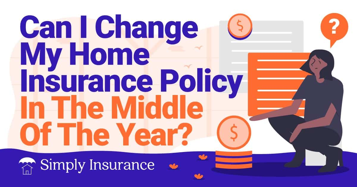 how to change home insurance