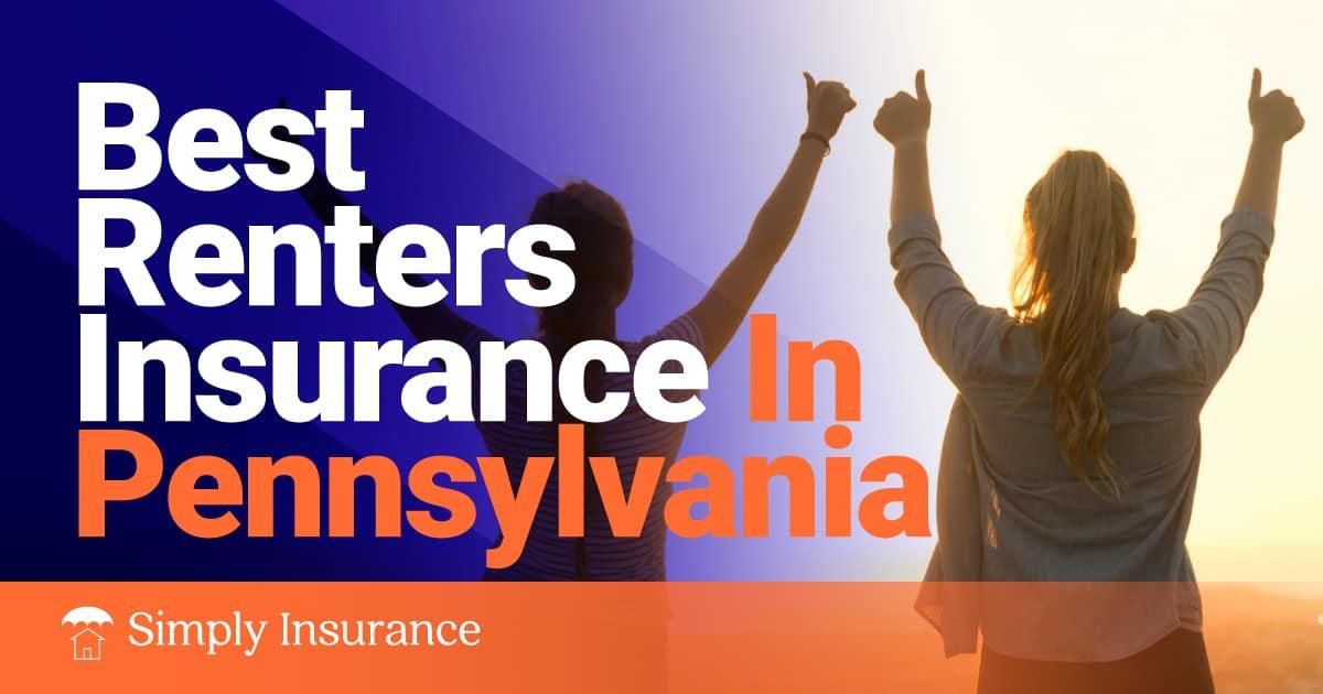 renters insurance pa