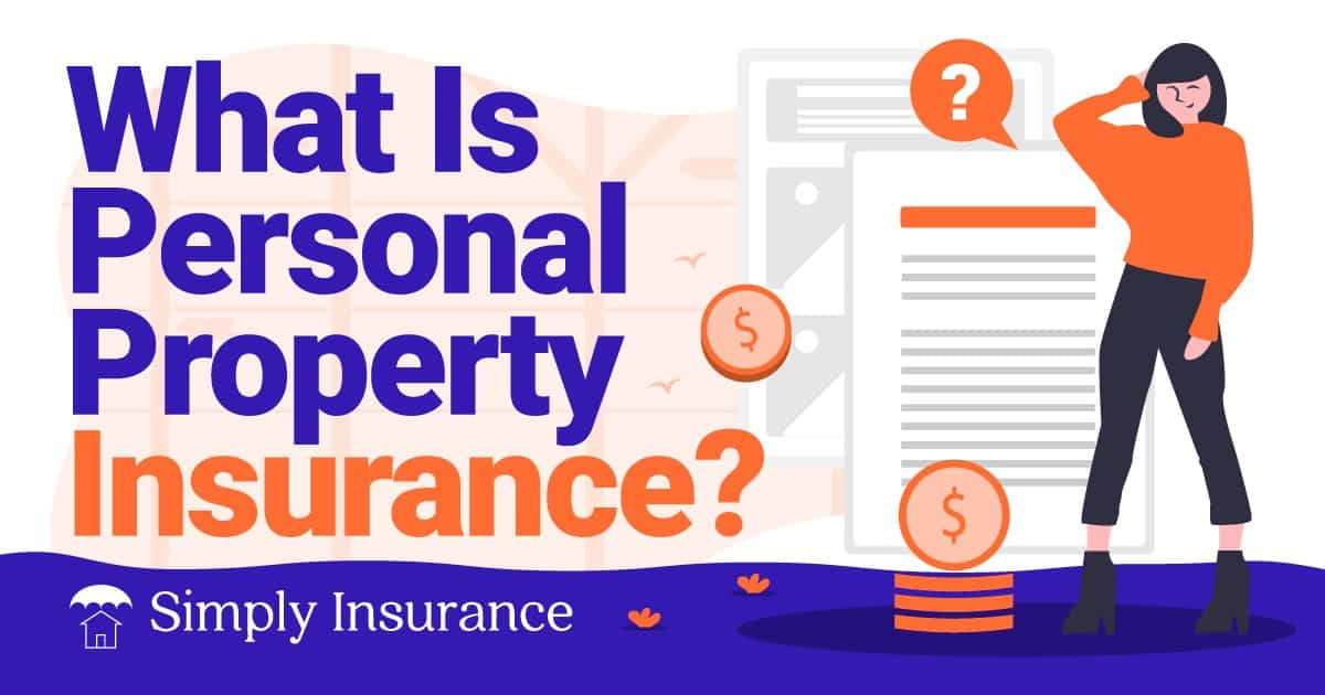 what is personal property insurance
