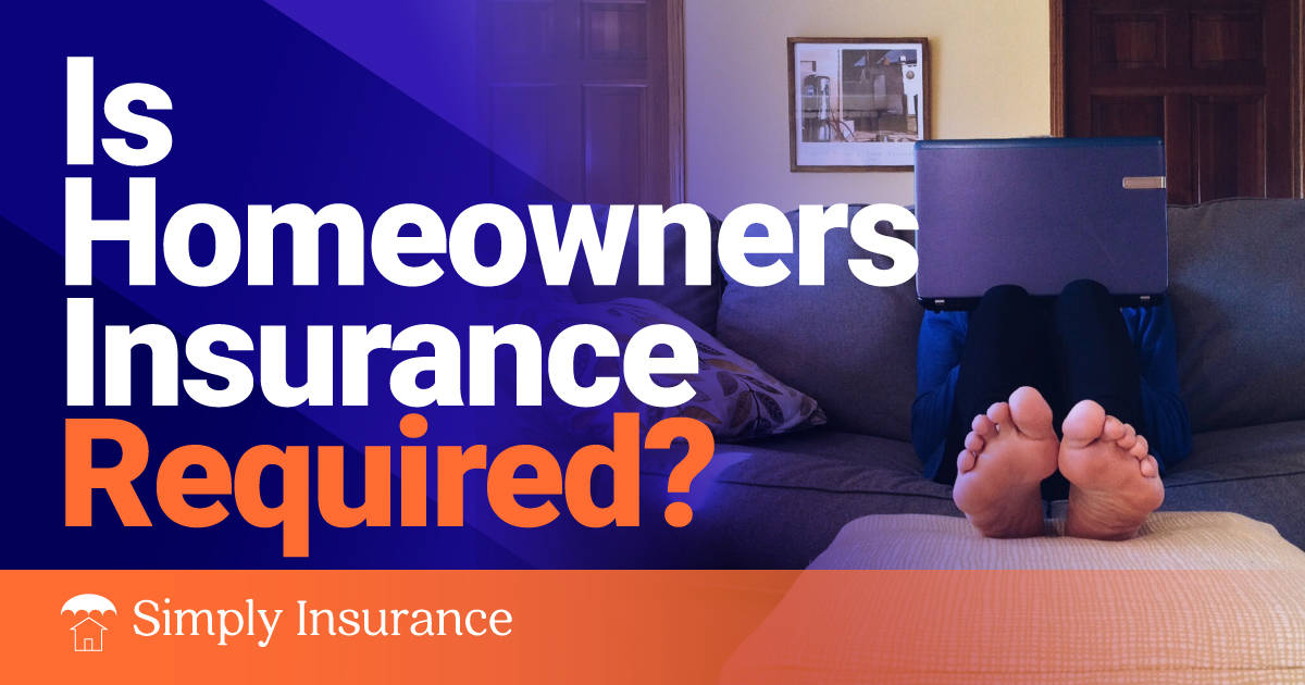 is homeowners insurance required