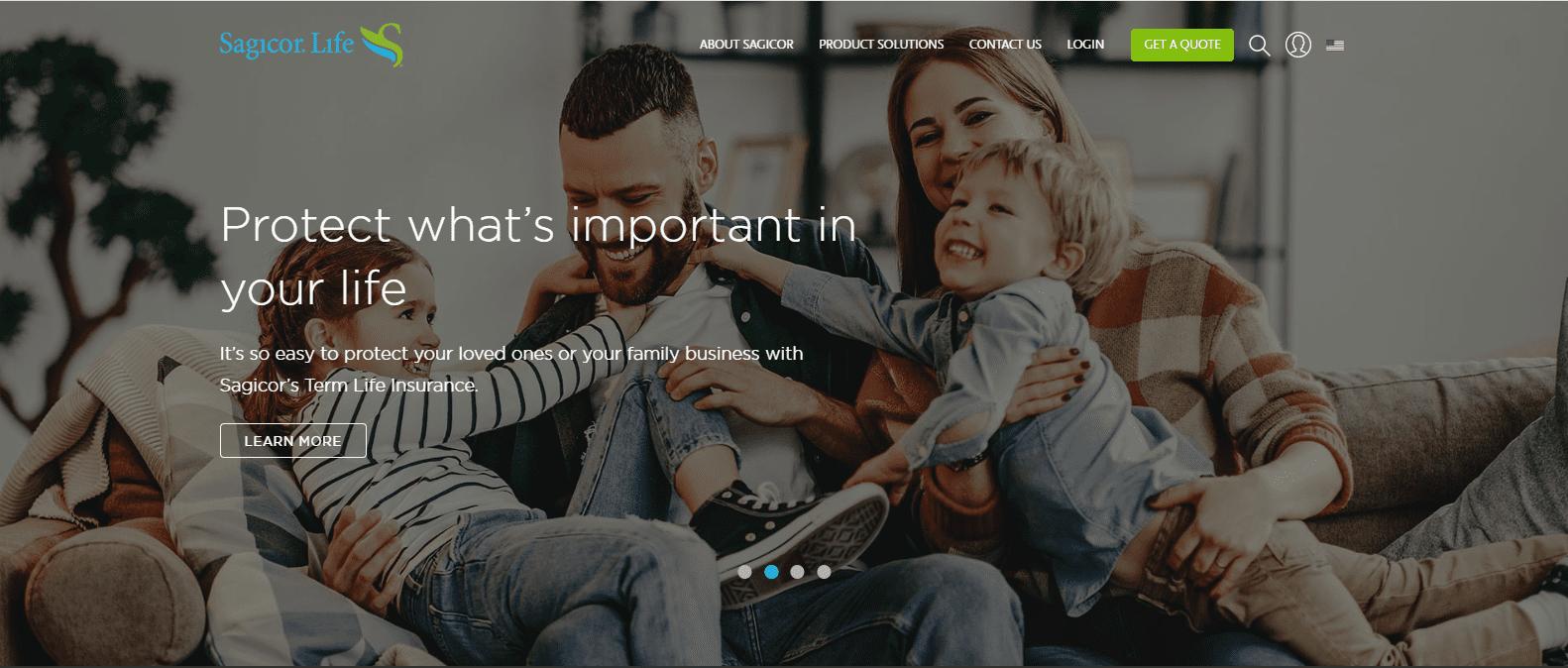 sagicor home page
