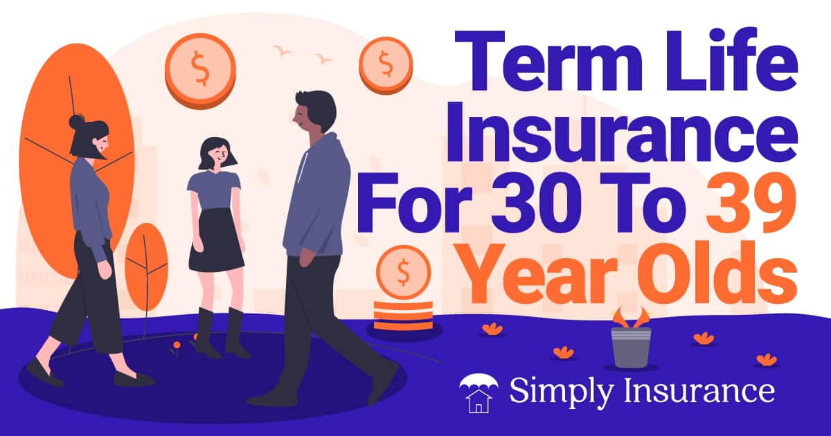 term life insu8rance for people in their thirties