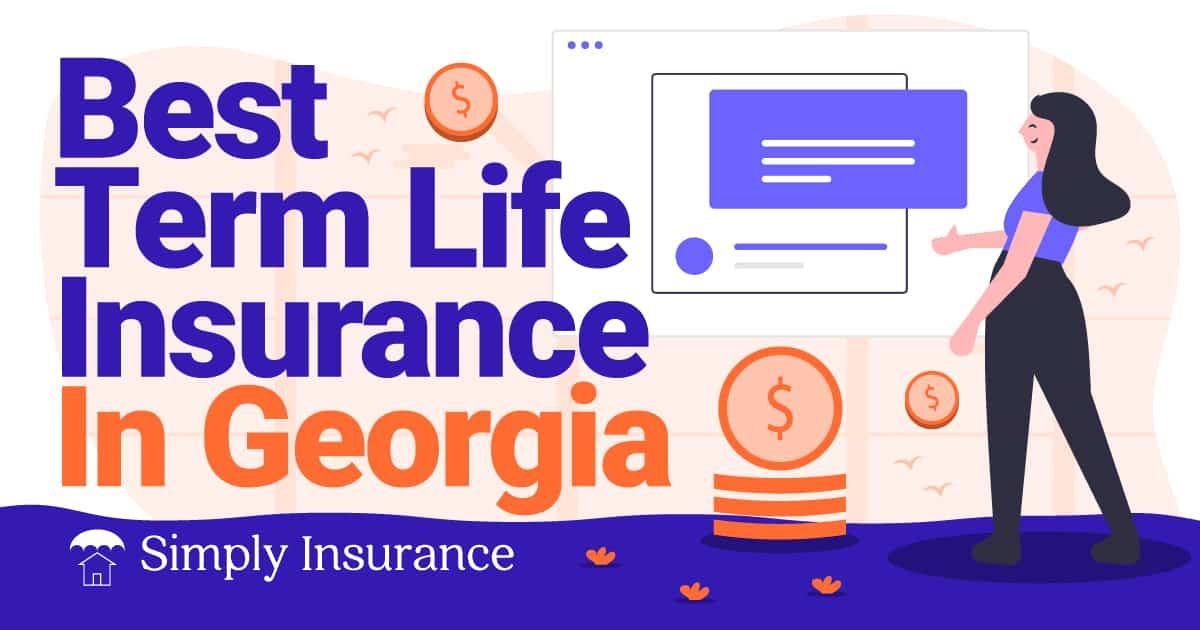 best term life insurance Georgia