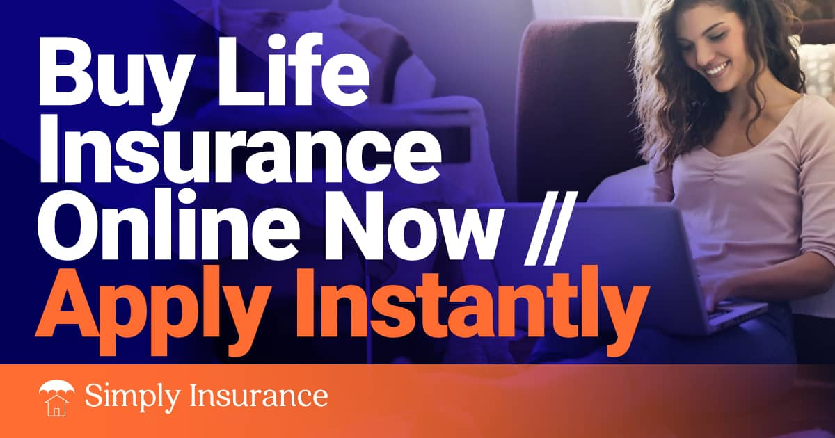 buy life insurance online now
