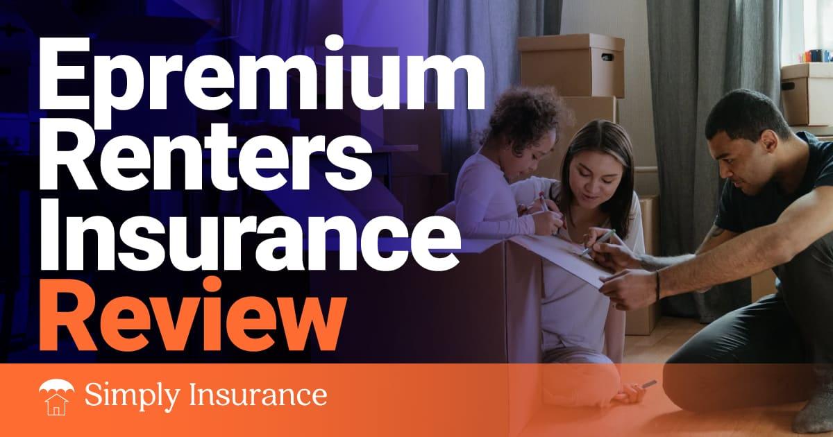 epremium renters insurance