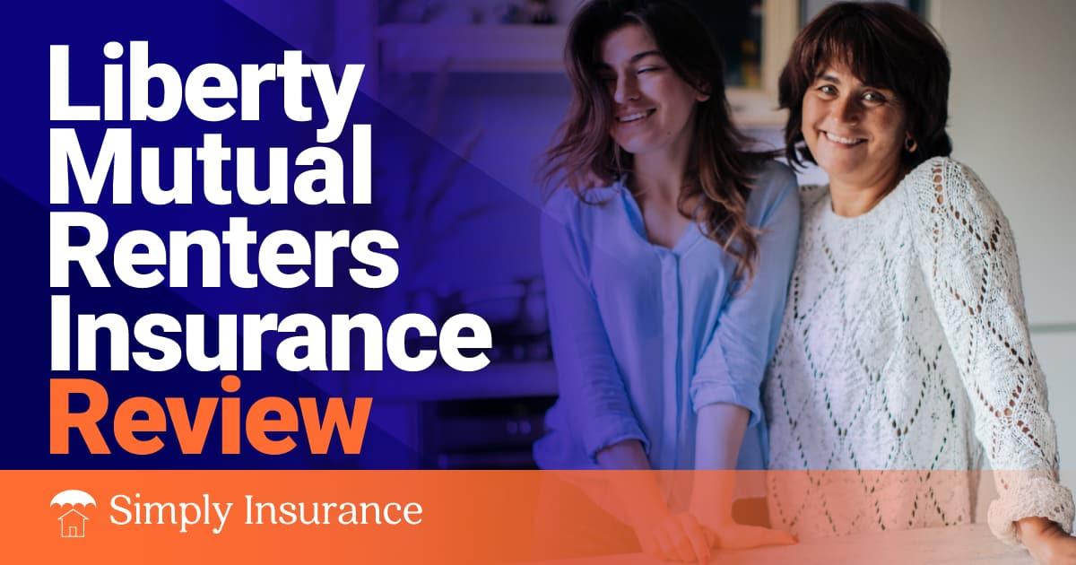 liberty mutual renters insurance