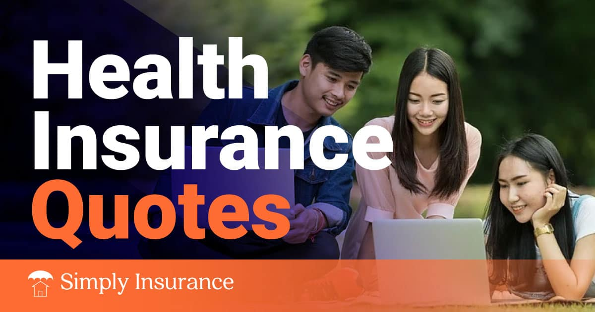 Instant Individual Health Insurance Quotes Online (2021)