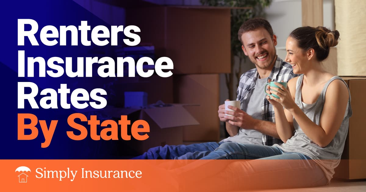 renters insurance rates by state